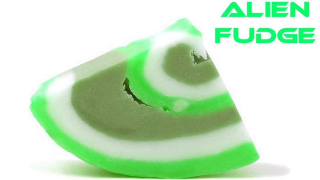 Alien Fudge - 1100 x 619