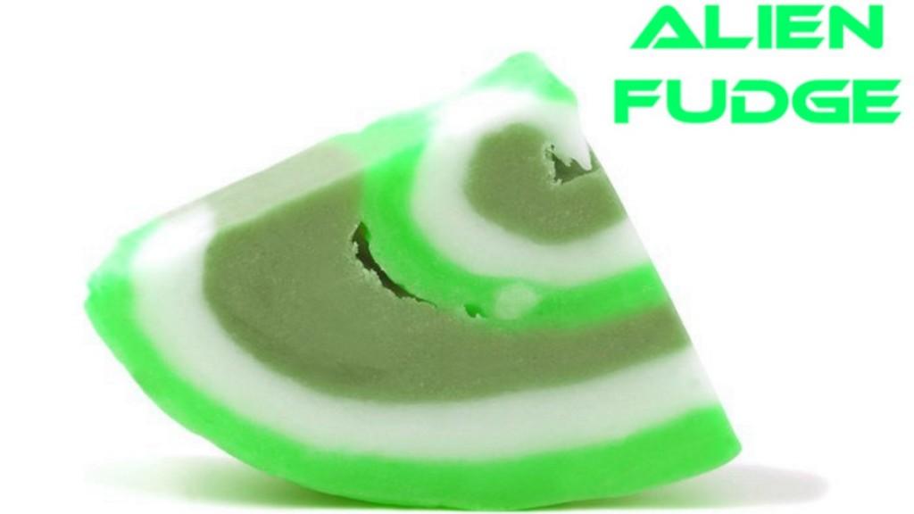 Alien Fudge